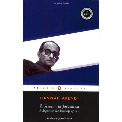 eichmann in jerusalem essay