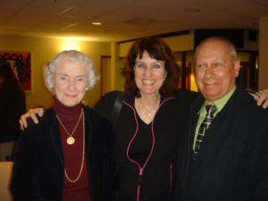 Helen, me, and the late, great Turner Cassity