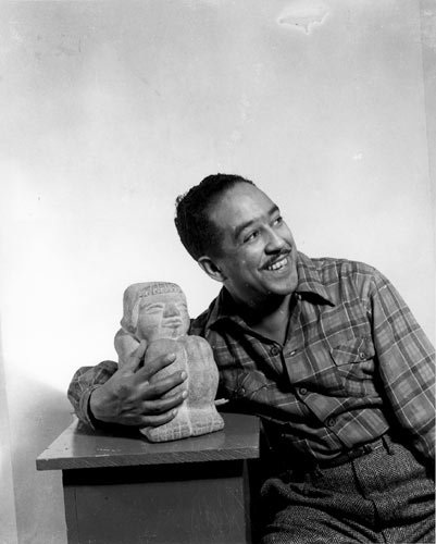 the life and works of james langston hughes Early life langston hughes was born in joplin, missouri, on february 1, 1902, to carrie m langston and james n hughes his parents separated soon after.