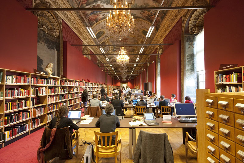 booklovers paradise the bnf s galerie mazarine and buenos aires knockout bookstore the book