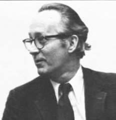 Kline in 1974...