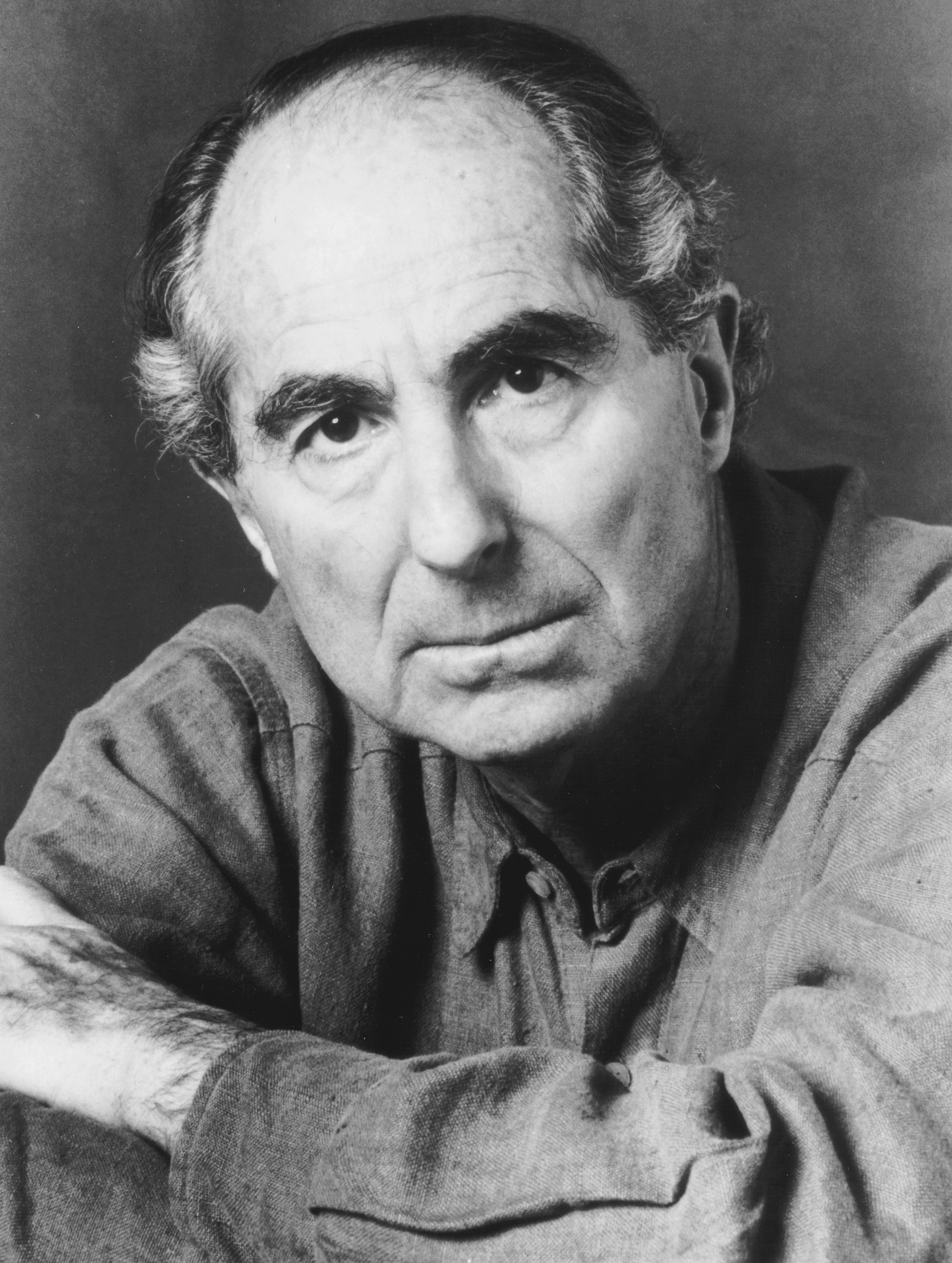An interview with philip roth the novelist s obsession is with