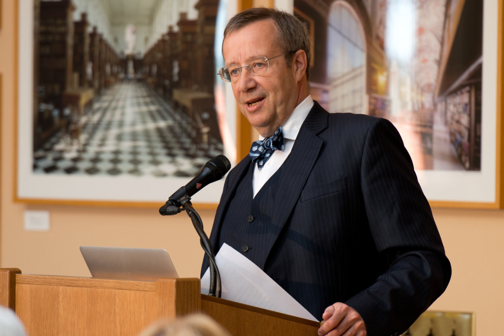 Estonia Pres. Ilves visit_24