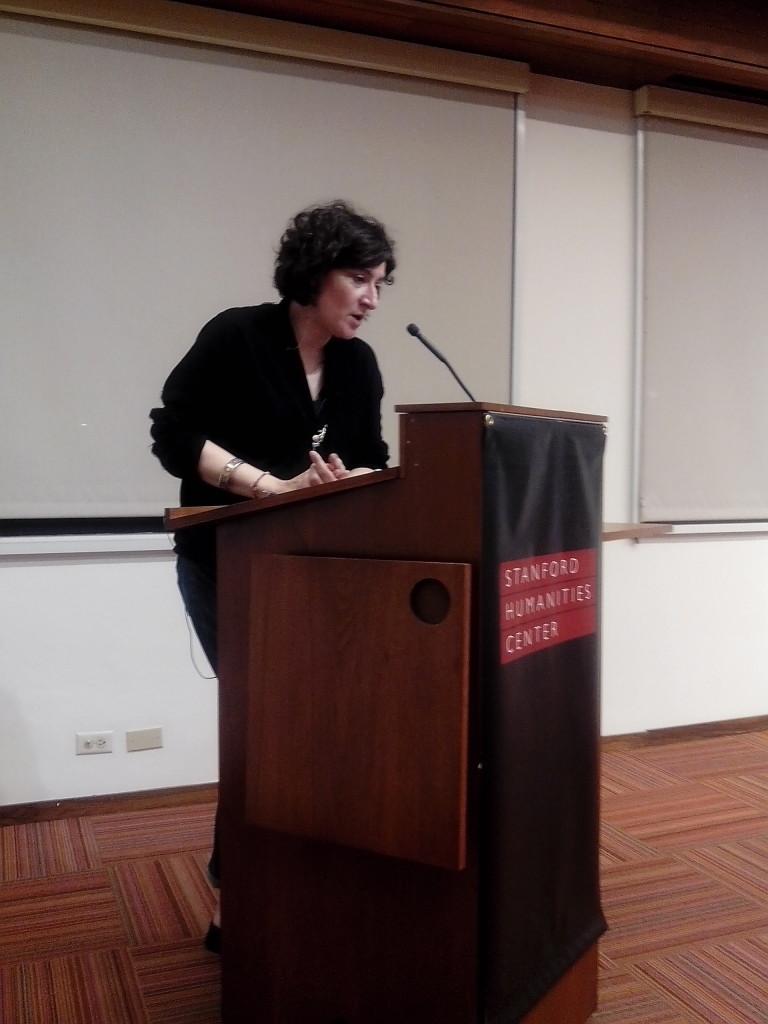 Maria Stepanova at SHC