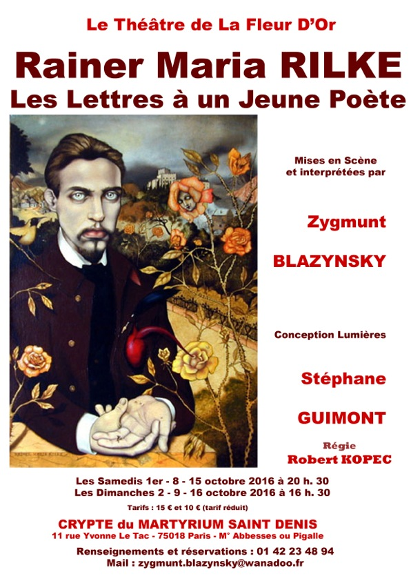 We like the poster. Details (in French) below. Who is Barbara? We don't  know, either. But we're not going to quibble. The venue sounds magnificent,  ...