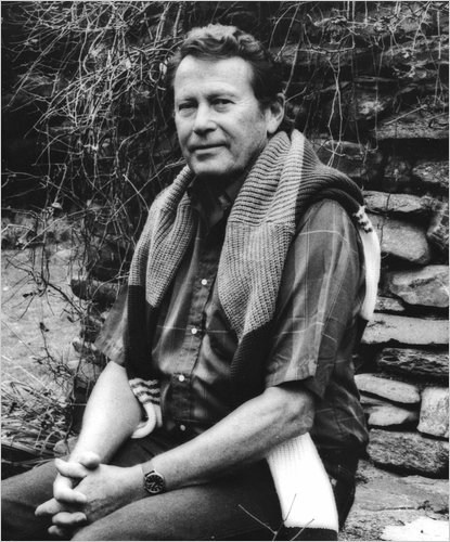 the writer richard wilbur Richard wilbur reading at the sunken garden poetry festival in 1994.
