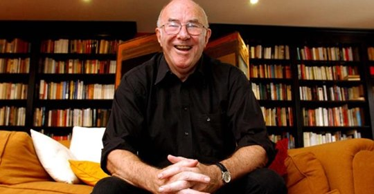 """Remembering Clive James: """"Dying turned out to be just what he needed."""""""