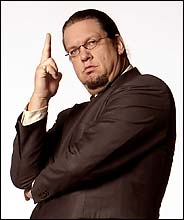 Penn Jillette:  Not him