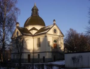 Buried in Sweden, here. (Photo Holger Ellgaard)