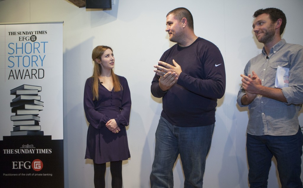 ST Short story Award