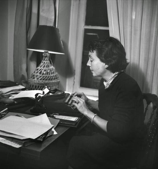 Marguerite Duras 1955